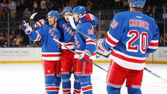 NHL: Islanders 2, Rangers 5