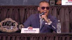 Must See: Fan trolls Alvarez to McGregor's amusement