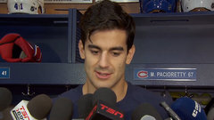 Pacioretty: A great energy around the team