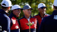 USA hoping fresh approach can help them win Ryder Cup