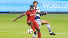 TFC moves into first in East