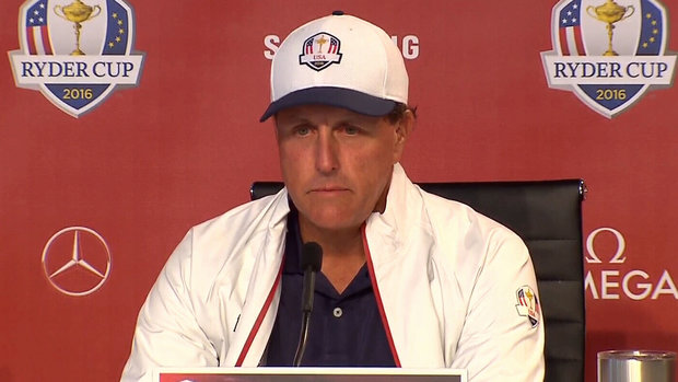 A candid Mickelson discusses USA's past failures