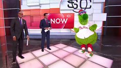 Must See: Phillie Phanatic relives silliest encounters