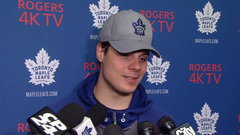 Matthews on being a Maple Leaf: