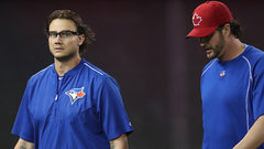 Phillips talks Blue Jays bullpen