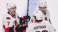 NHL: Senators 4, Canadiens 3 (OT)