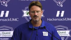 McAdoo is moving on from Beckham incident