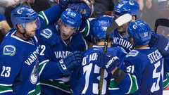 NHL: Oilers 3, Canucks 5