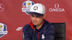 Zach Johnson describes USA's positive vibe heading into Ryder Cup