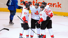 Canada wakes up late, captures World cup