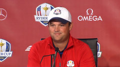 Patrick Reed hoping home crowd gives USA big advantage