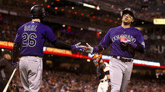 MLB: Rockies 2, Giants 0