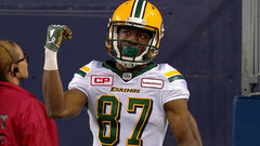 CFL Must See: Walker's 61 yard TD ices it for the Eskimos