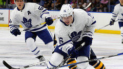 NHL: Maple Leafs 8, Sabres 1