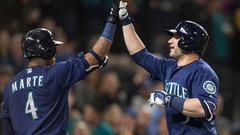 MLB: Athletics 2, Mariners 3