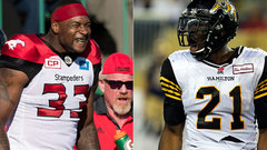 A special bond between Lawrence and Messam