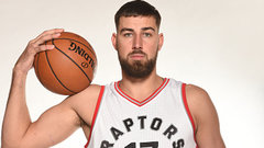 Elevated expectations for Valanciunas