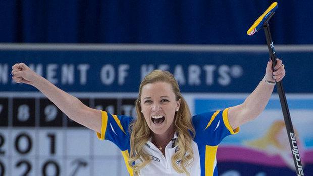 Top 5 Shots - Women's 2015-16 Season