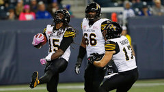 CFL Wired: Week 16 - Ticats stun Bombers to stay in playoff chase