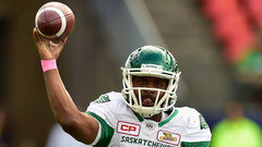Glenn to start for Riders on a short leash