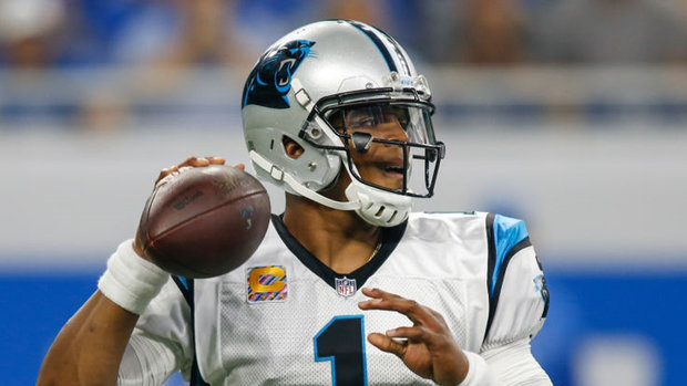 Greer: Injuries have forced Newton to trust his young receivers and it's working