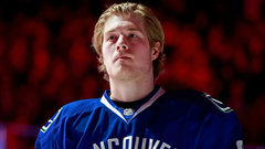 Why have the Canucks waited so long to play Boeser?