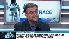 AI arms race: A lifestyle shift