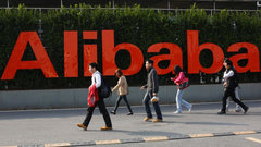 Darren Sissons discusses Alibaba