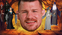 Bisping the sexy wizard