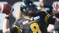 Masoli proving he's a No. 1 CFL quarterback