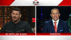 Coors Side Seats: Michael Bisping and Georges St-Pierre