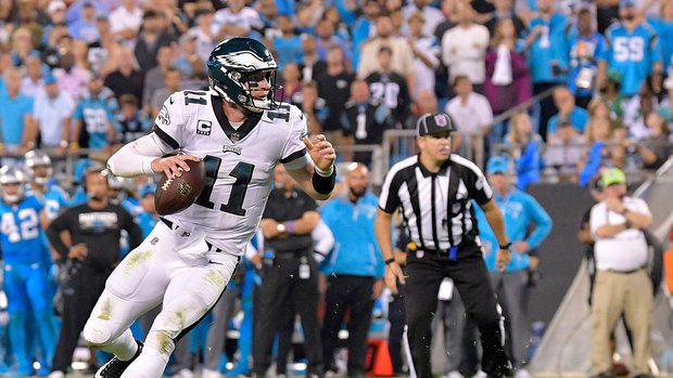Eagles go the way of Wentz