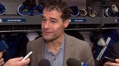 Marleau can relate to Ovechkin's hot streak: 'It was crazy'