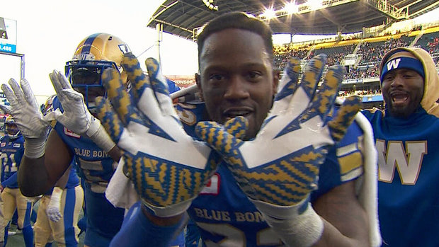CFL: Lions 20, Blue Bombers 26