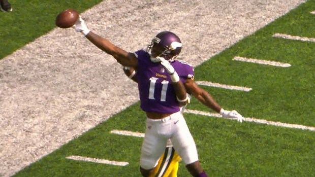 Must See: Treadwell makes ridiculous one-handed catch
