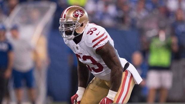 49ers released Bowman as a favour