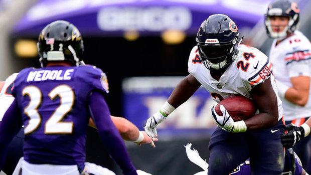 NFL: Bears 27, Ravens 24 (OT)