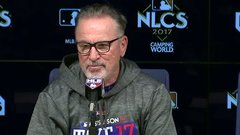 Maddon: 'I could not disagree more' on call at the plate