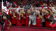 Must See: TFC raises the Supporters' Shield