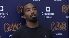 J.R. Smith: LeBron will play tomorrow against Celtics