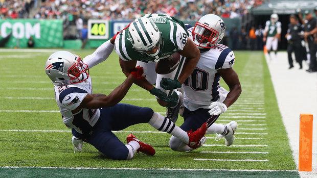 Greeny livid over Jets' TD-turned-fumble