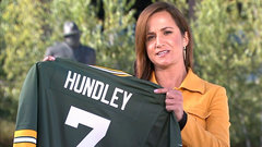 Will Packers stick with QB Hundley?