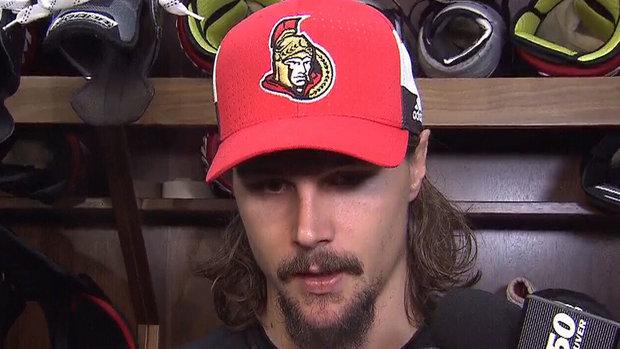 Karlsson eager to rejoin Senators lineup