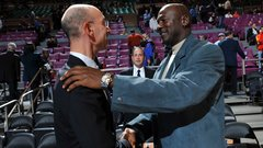Silver takes MJ's super team comments with 'a grain of salt'