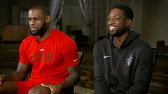 Miami a huge chapter in LeBron's and Wade's relationship