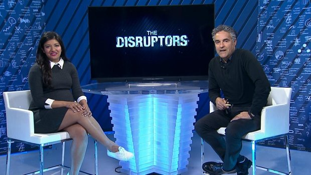 The Disruptors for Thursday, October 12, 2017