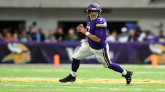 Vikings should stick with Keenum