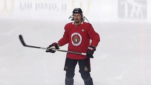 Sens Ice Chips: Karlsson set to make season debut