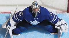 What should Leafs think about Andersen's start?