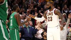 NBA: Celtics 99, Cavaliers 102